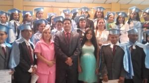 Graduación 2015 - 2016